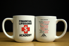 Financial Lifeguard MUG