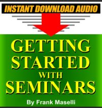 Getting Started with Seminars Audio